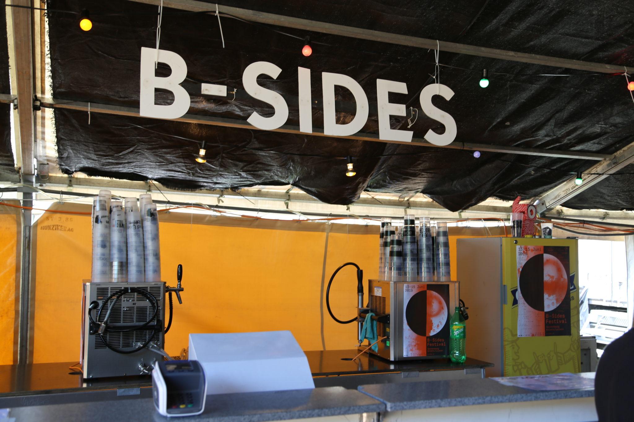 Das B-Sides Festival findet dieses Jahr vom 14-16. Juni au dem Sonnenberg in Luzern statt und ist seit Jahren eng mit der Bad Bon Kilbi verbunden.